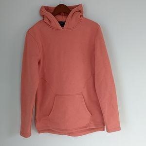 Alphalete women's dusty rose long sleeve hoodie size M